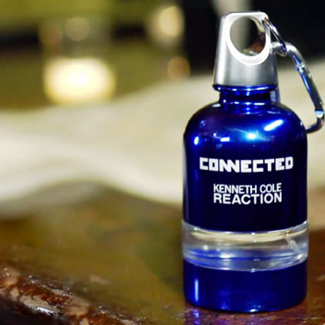 KENNETH COLE REACTION FRAGRANCE, CONNECTED